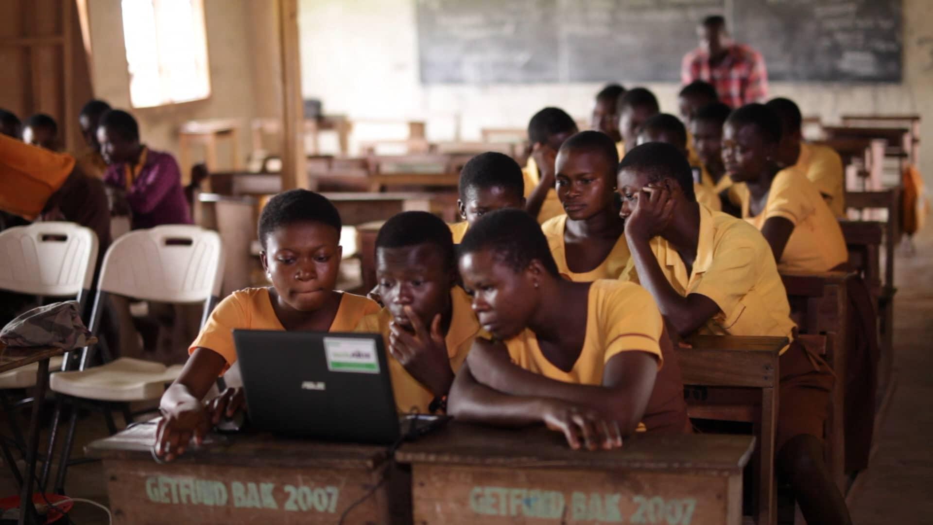 Teacher Training Session in Kumasi