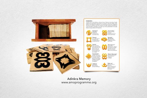 Adinkra Memory