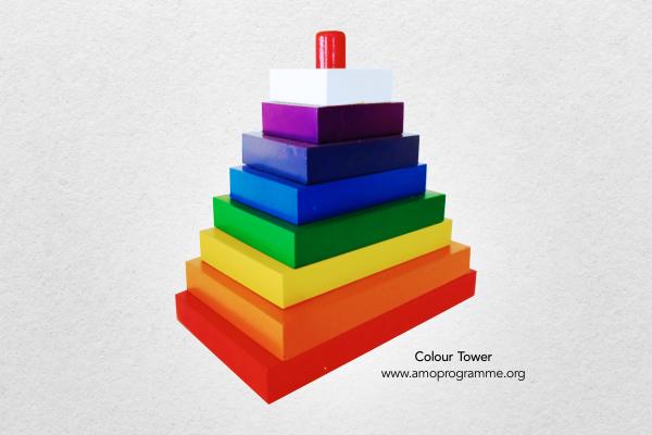 Colour Tower