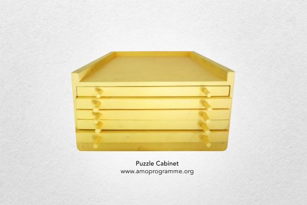 Puzzle Cabinet