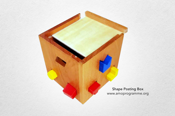 Shape Posting Box